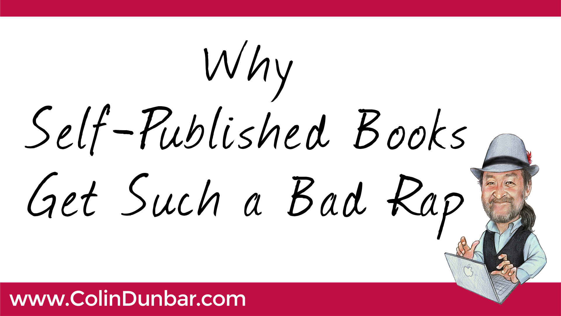 This is Why Self Published Books Get Such a Bad Rap