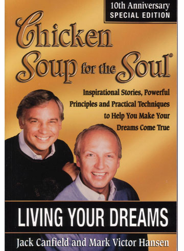 Chicken Soup for the Soul – Living Your Dreams [book review]